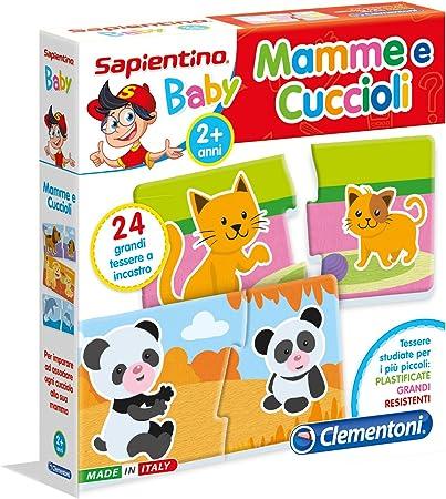 Clementoni 11969 Sapientino  Baby Mamme E Cuccioli