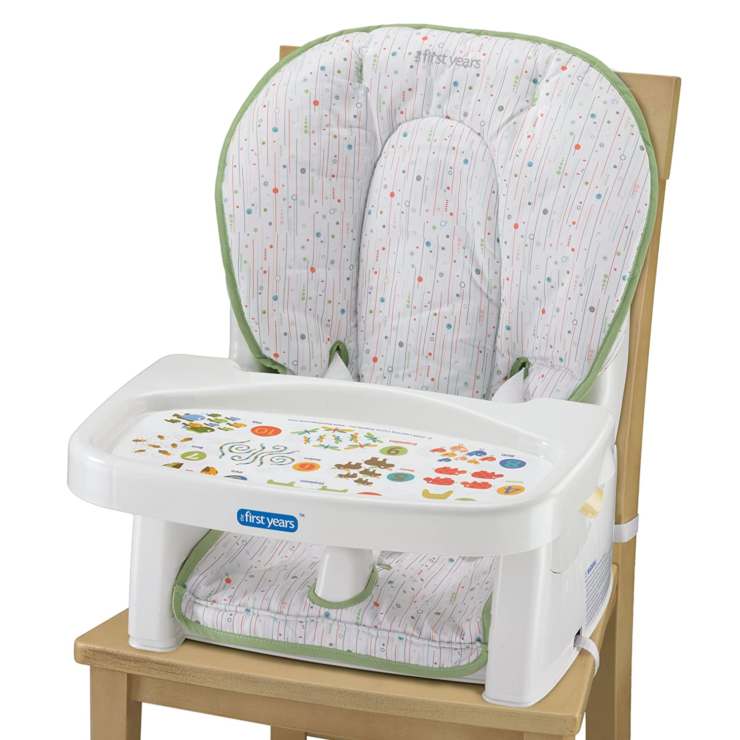 Amazon The First Years Newborn to Toddler Reclining Feeding