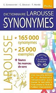 Amazon Fr Le Dictionnaire Des Synonymes Et Des Contraires