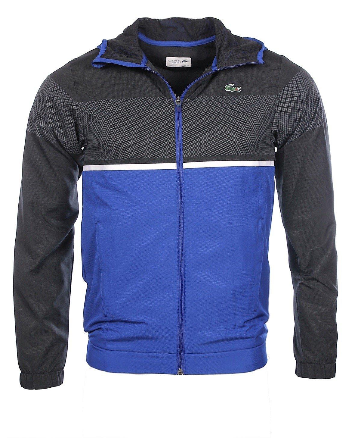 Lacoste Sport Chándal para hombre, blau - schwarz - weiß, 2 ...