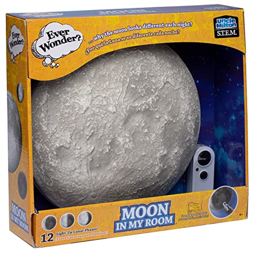 Amazon Uncle Milton Moon In My Room Toys Games