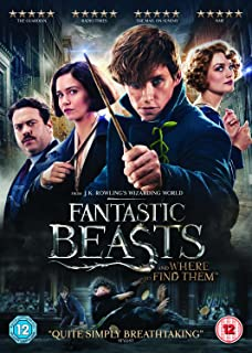 fantastic beasts and where to find them 2016 free online