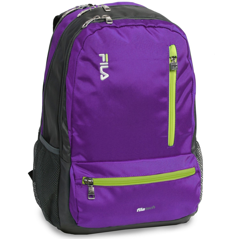 b297d4088de4 Amazon.com  Fila Nexus 5 Pocket School Laptop Tablet Backpack