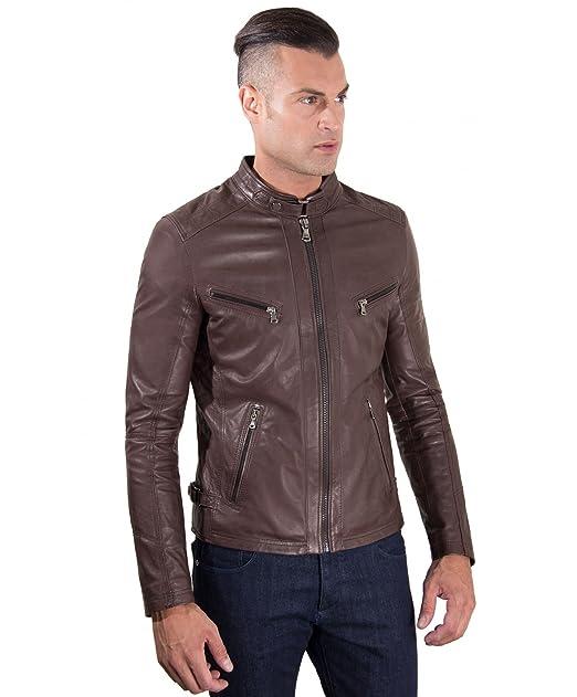 DArienzo - Chaqueta - para hombre marrón 48