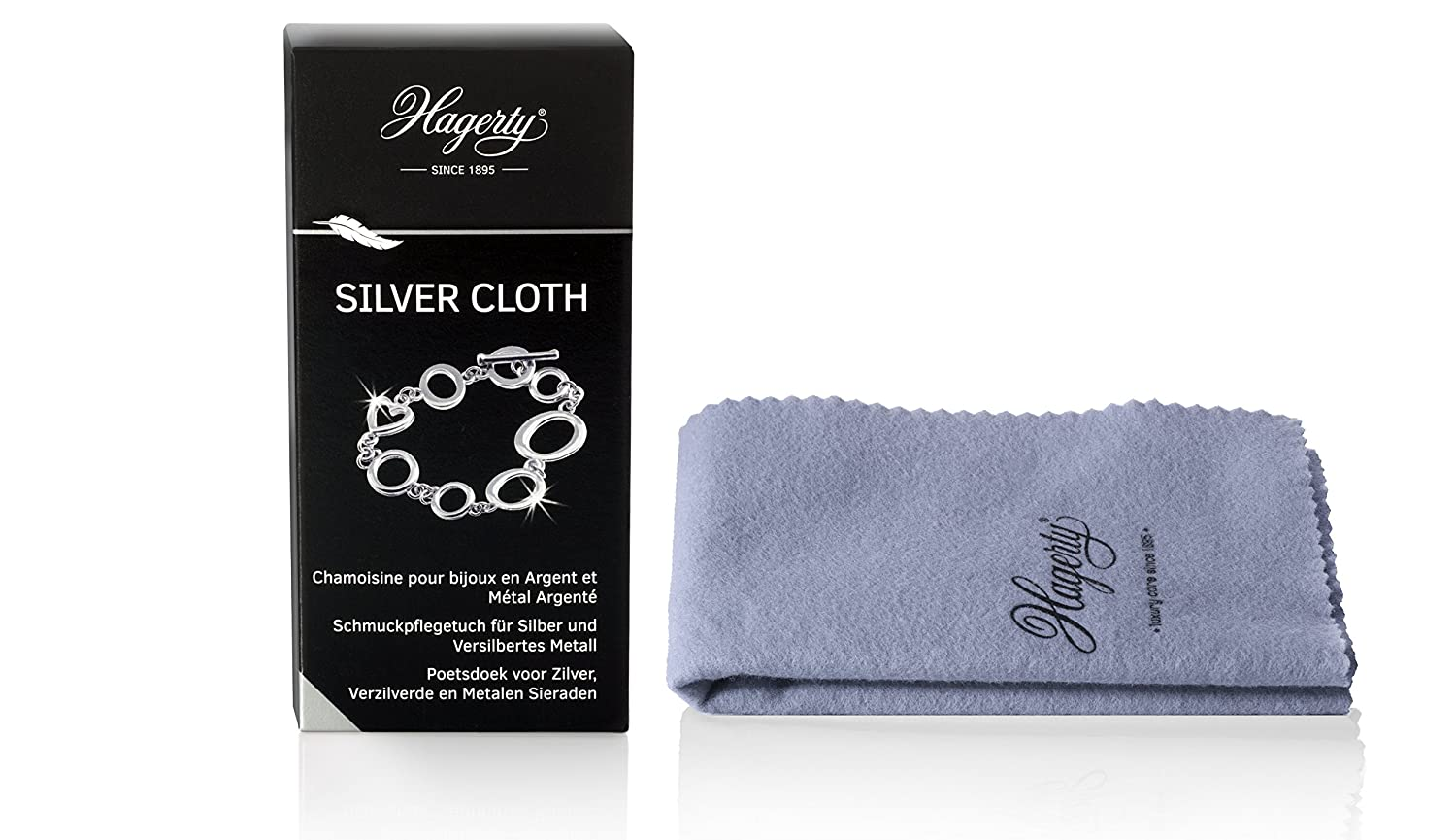 Silver Cloth - clean and care for your premium silver goods Hagerty A116018