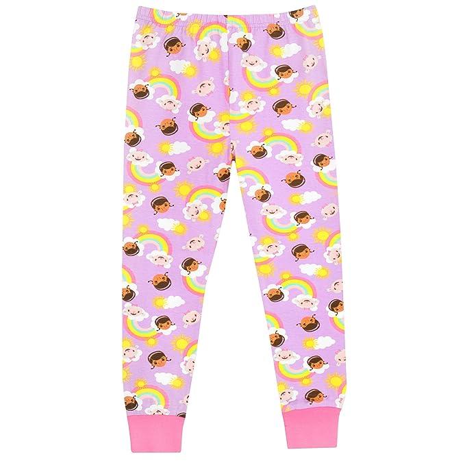 014a9d2b62 Disney Doc McStuffins Girls  Doc McStuffins Pajamas Size 18M  Amazon.ca   Clothing   Accessories