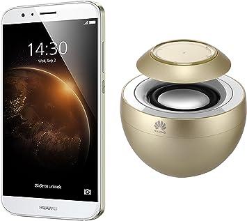 Huawei P_GX8MCH-AM08GD - Pack de Smartphone GX8 con Altavoz ...
