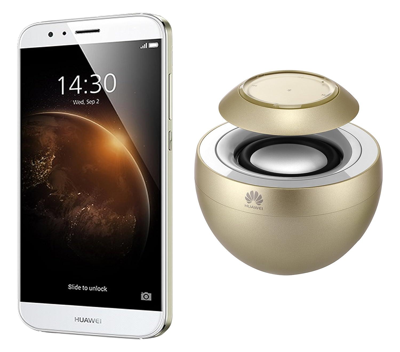 Huawei P_GX8MCH-AM08GD - Pack de Smartphone GX8 con Altavoz portátil AM08 (Pantalla de 5.5