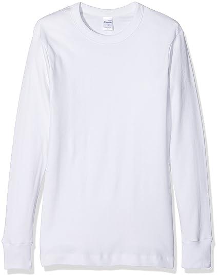 Abanderado AS00257, Camiseta Térmica para Niños, Blanco, Talla del Fabricante 2 (2