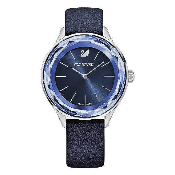 Swarovski Reloj Octea Nova, azul