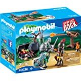 PLAYMOBIL Knight's Treasure Battle and Figure Pack Playset