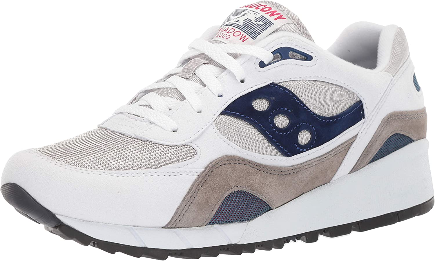 Amazon.com | Saucony Men's Shadow 6000 Sneaker | Fashion Sneakers