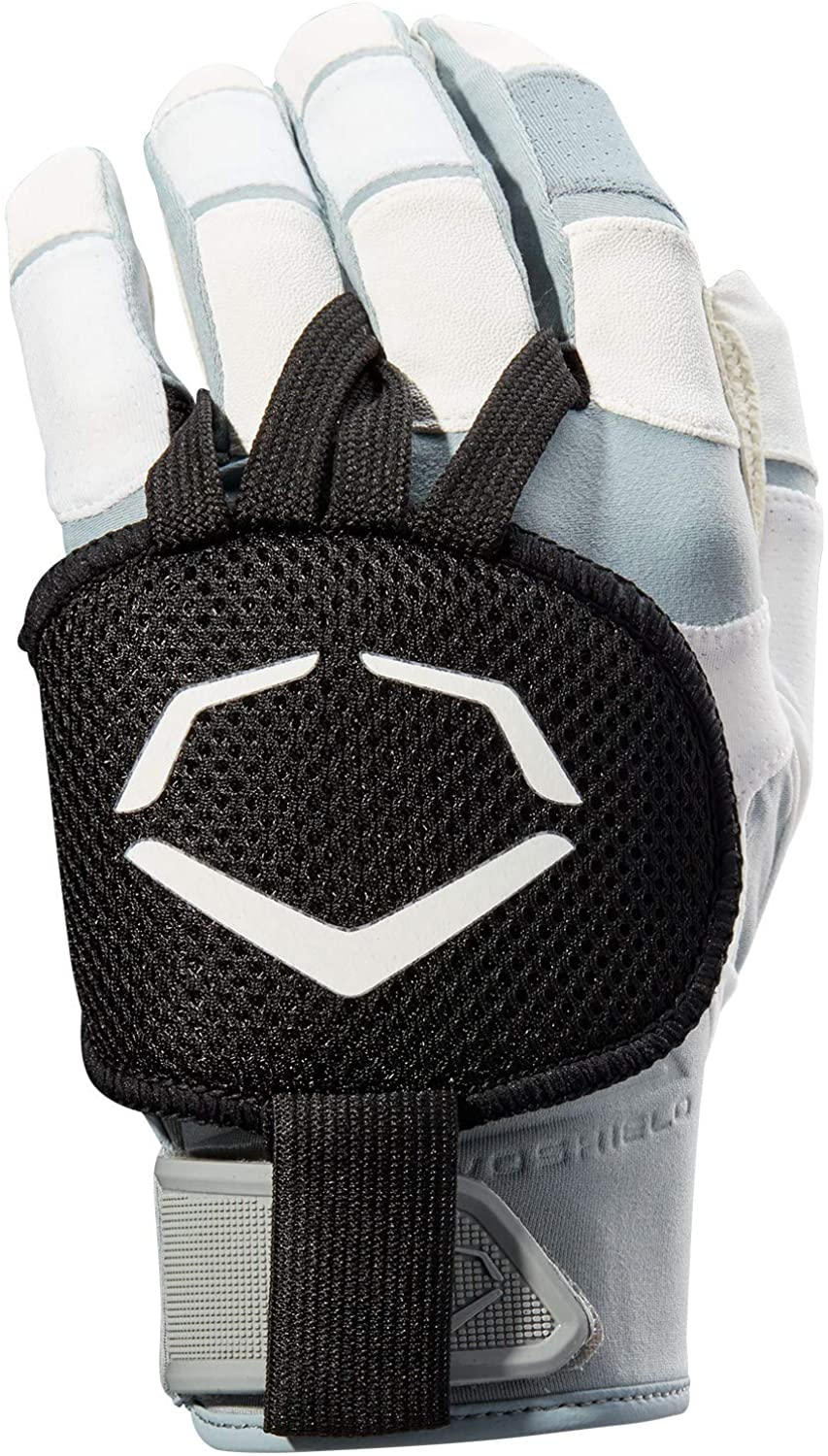 EvoShield Gel-to-Shell Hand Guard, Black - Right-Handed Hitter : Clothing