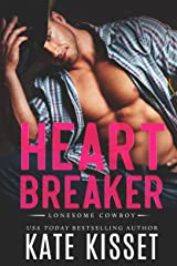 Heartbreaker: A sexy, small town, enemies to lovers romance (Lonesome Cowboy Book 1) Kindle Edition
