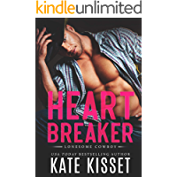 Heartbreaker: A sexy, small town, enemies to lovers romance (Lonesome Cowboy Book 1) book cover