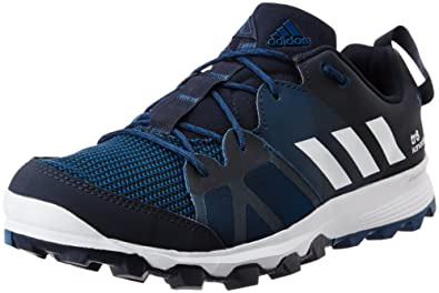 competitive price c3073 93bee adidas Kanadia 8 Tr M, Men s Trail Running, Black (Maosno   Ftwbla