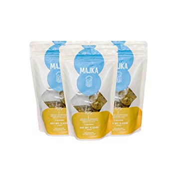 Majka Lactation Bites for Nursing Moms - Snack de alimentos ...