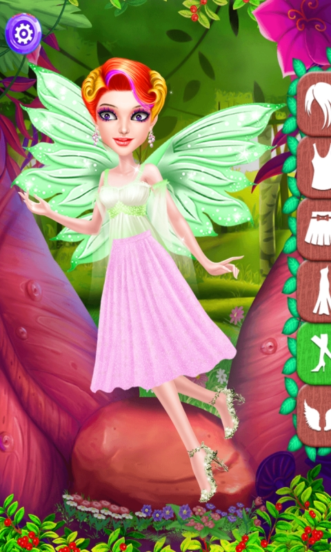 Fairy Princess Dressup - Dreamlike Girls games - Apps on ...