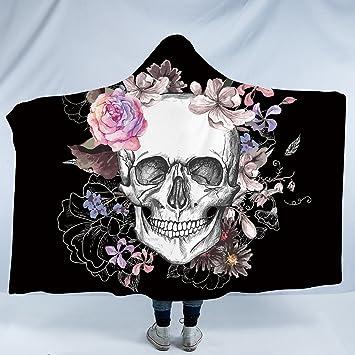 Amazon.com: Sleepwish - Manta con capucha y diseño de ...