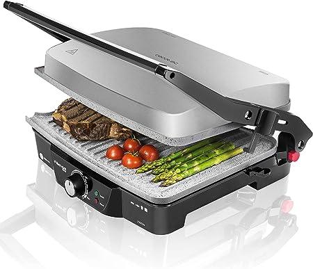 Électrique Barbecue Grill de Table 2000 W Revêtement anti-adhérent-Flexible Utilisation