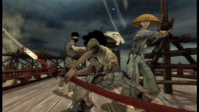 Afro Samurai - Beatbox Trailer