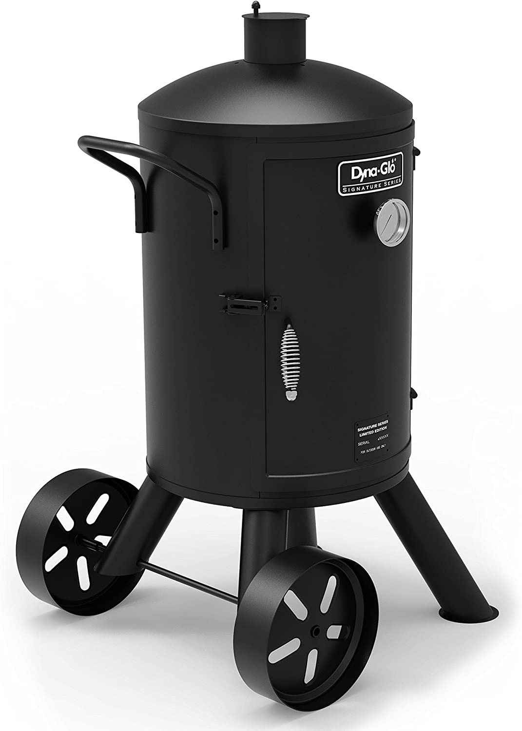 Dyna-Glo Signature Series DGSS681VCS-D Heavy-Duty Vertical Charcoal Smoker review