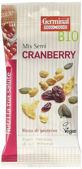 4 opinioni per Germinal Bio Mix Semi Cranberry- 15 confezioni da 30 gr- 450 gr