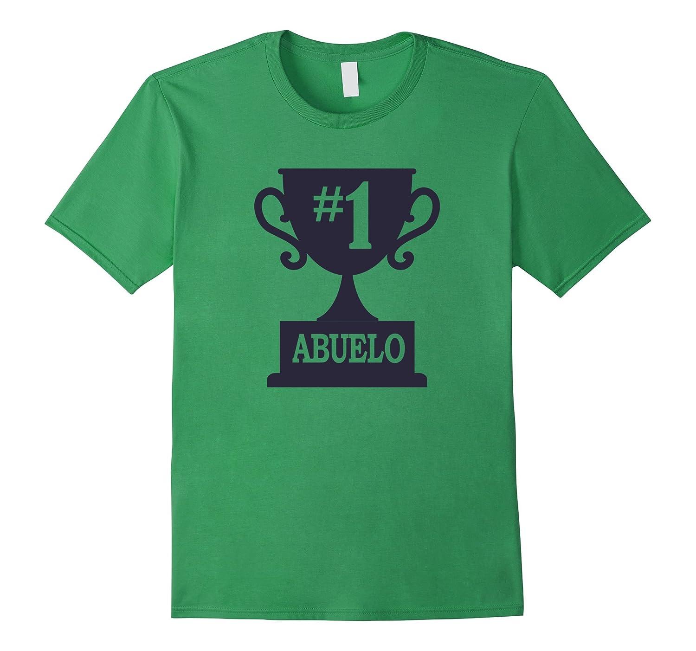94c930b30 Number One Abuelo T-shirt Grandad Numero Uno Funny Top Tee – Hntee.com
