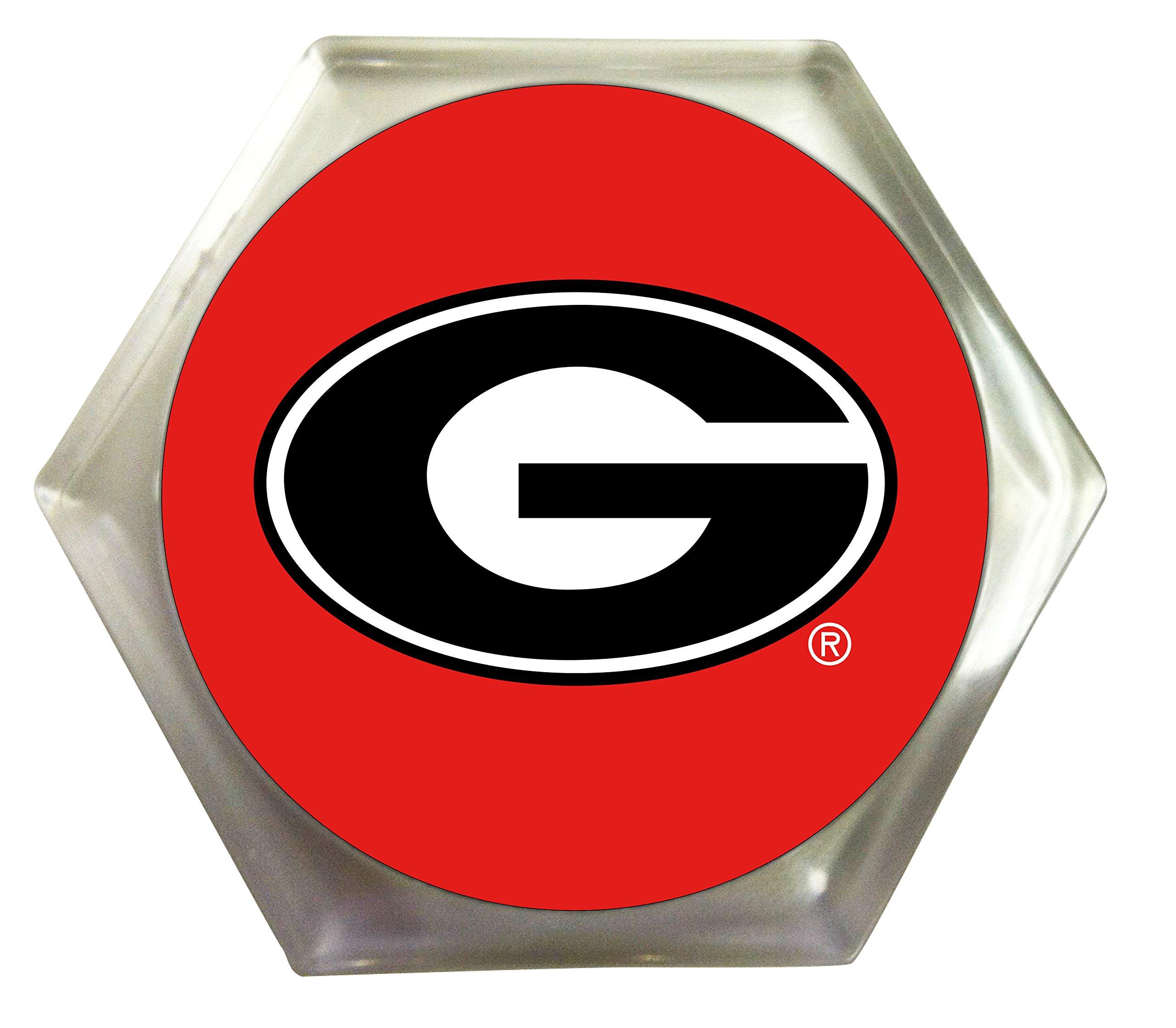 NCAA Georgia Bulldogs Coaster 4-Pack