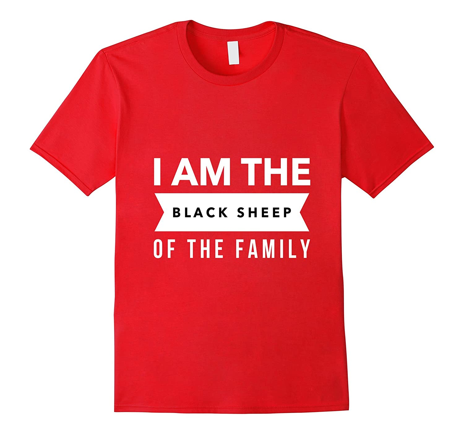 Black Sheep of the Family T Shirt-RT