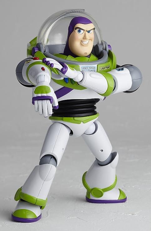 Revoltech 011 Toy Story Buzz Lightyear PVC Spielfiguren Spielzeug Figur Figuren