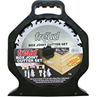 Freud Box Joint Cutter Set, Cuts 1/4 in. and 3/8 in. Joints (SBOX8)