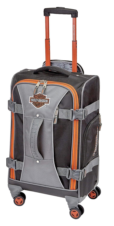 Harley-Davidson 機内持ち込み手荷物 B07HGKXY1X Rust/Black