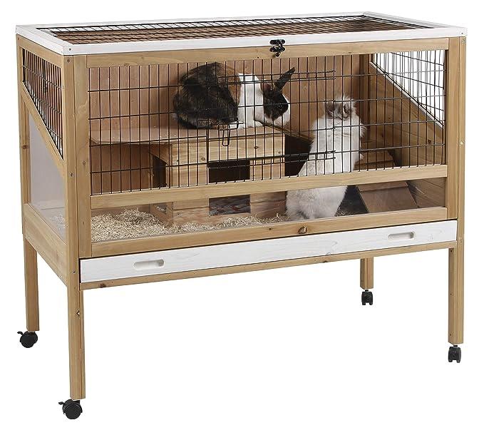 1 opinioni per Kerbl Animal Cage Deluxe interno, 15x 60x 92.5cm, Small