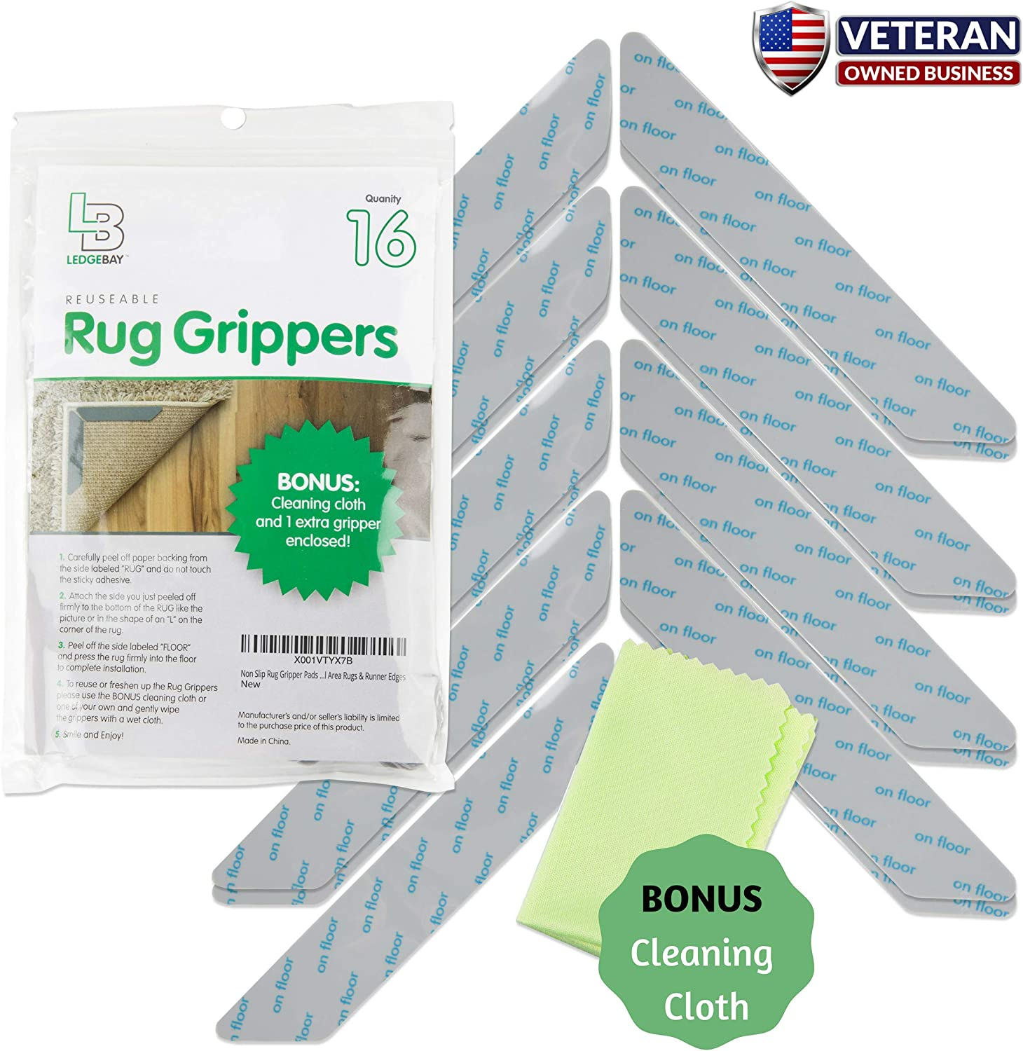 Non-Slip Rug Gripper Pads | eDesign Tools for DIY Enthusiasts by Revision Custom Home Design | eDesign Tribe Blog