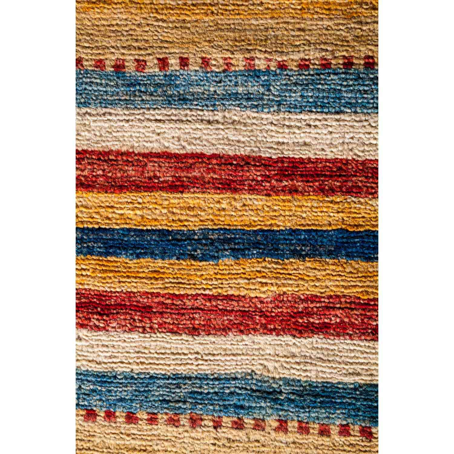 5 10 x 8 3 Caramel Solo Rugs Tribal Hand Knotted Area Rug