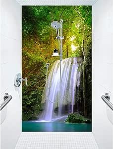 Atomic Fruit Hot - Panel de ducha de aluminio compuesto como placa ...