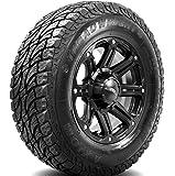 TreadWright Axiom A/T Tire - Remold USA - LT35x12.50r18E Premiere Tread Wear (50,000 miles)