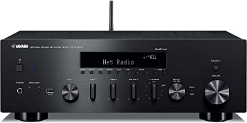 Yamaha R-N602 Networked Stereo Receiver with MusicCast