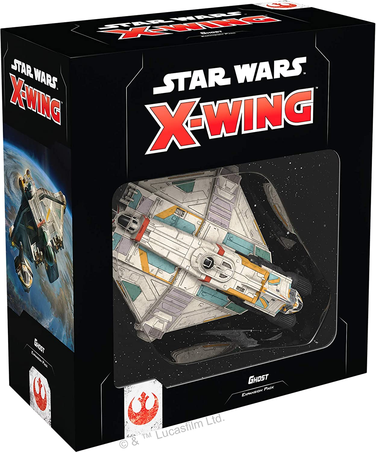 Star Wars X-Wing 2nd Edn A-SF-01 B-Wing Expansion Fantasy Flight Games