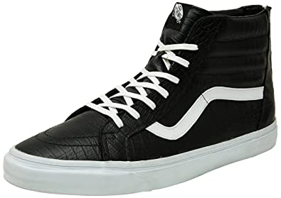 9782136331f8da Image Unavailable. Image not available for. Colour  Vans Men s Sk8-Hi Zip Ca  Canvas Sneakers ...