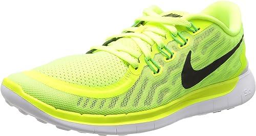 Nike 724382 002, Chaussures Homme VertNoir, 47.5 EU EU