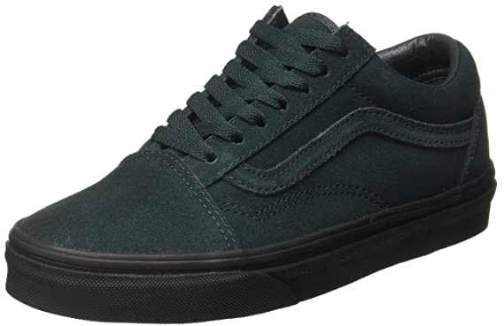 Vans Old Skool - Black Outsole Darkest Spruce Black - Unisex ac8f3c513