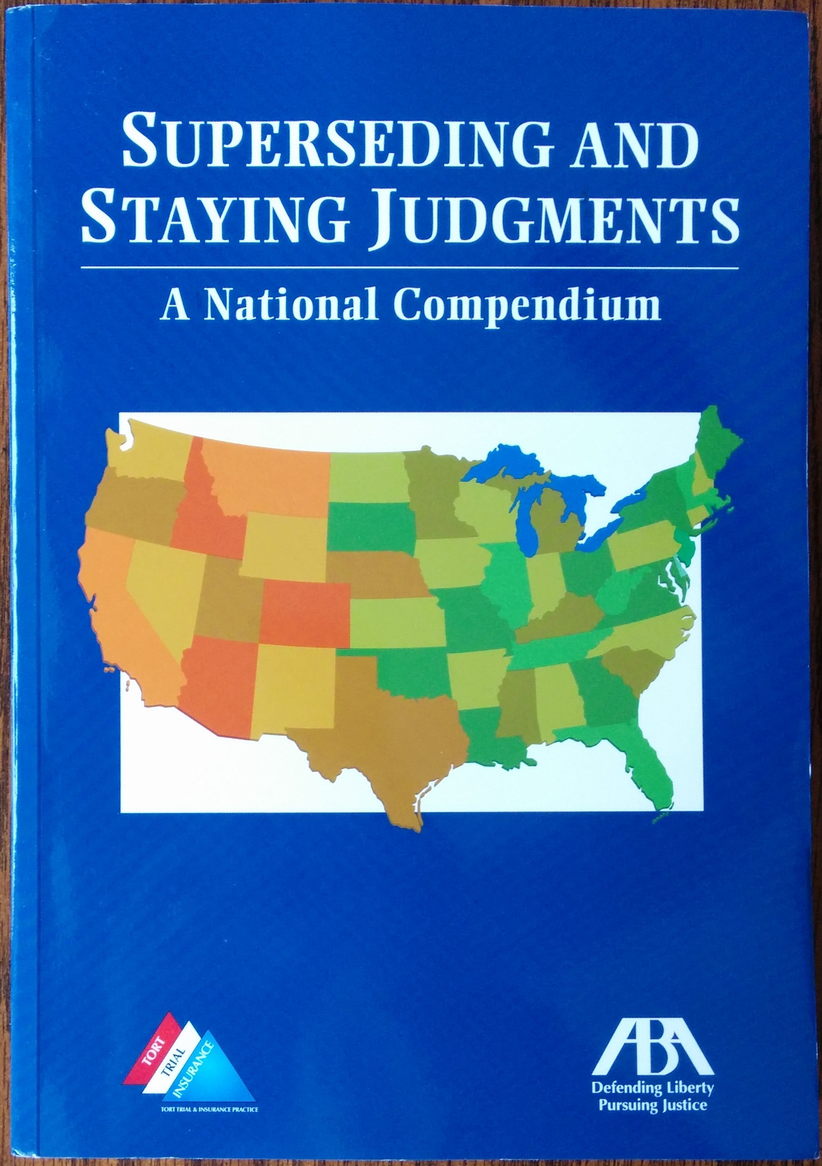 Download Superseding and Staying Judgements: A National Compendium ebook