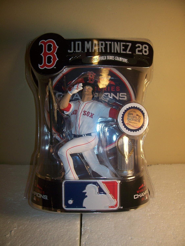 J.D. Martinez Boston Red Sox Imports Dragon Figure