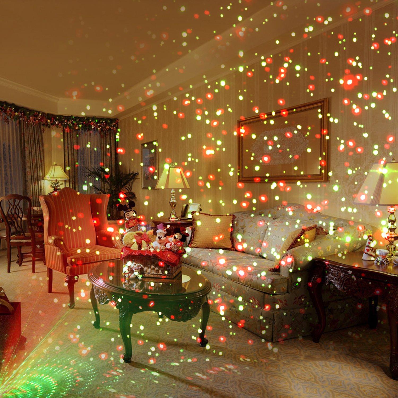 Decolighting Star Laser Christmas Light Show Outdoor Lights On A T Question Decorations Waterproof Landscape Lighting Home Improvement