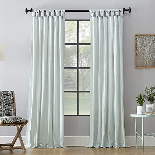 Archaeo Washed 100 Cotton Twist Tab Curtain