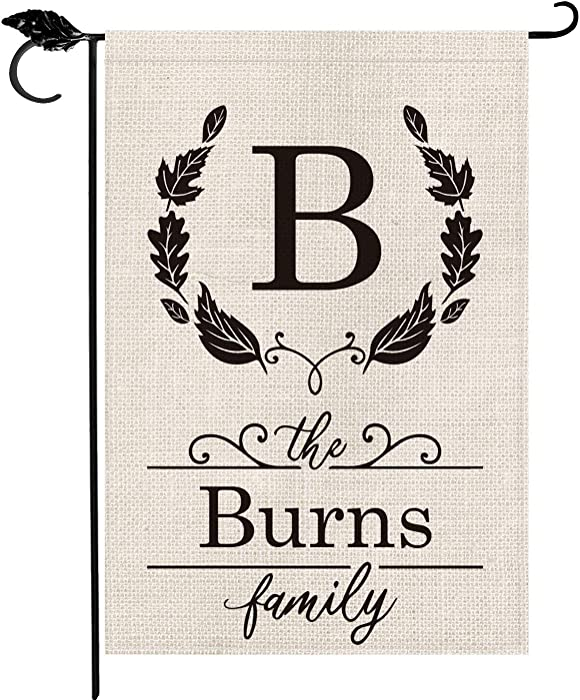 Updated 2021 – Top 10 Personalized Garden Flags With Family Name