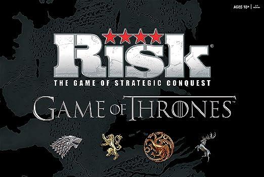 Juego de mesa Risk juego de tronos: Amazon.es: Juguetes y juegos