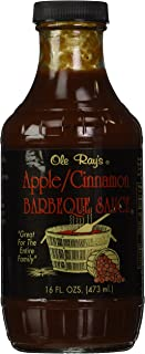 product image for Ole Ray's Apple/Cinnamon BBQ Sauce